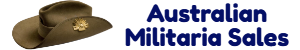 Welcome to Australian Militaria Sales Logo