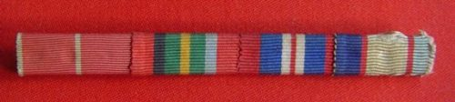Medals - Ribbon Bars