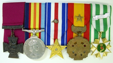 Medals - Post WW2