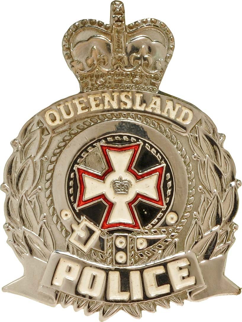 Police Badges, Patches and Whistles