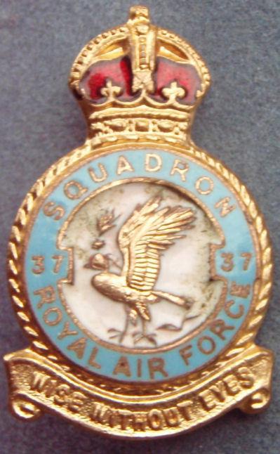 Station Biggin Hill ® Lapel Pin Badge Gift RAF Royal Air Force